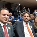 SINDPRF-CE participa do relançamento da Frente Parlamentar em Defesa da PRF