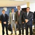Sindicato participa de reunião com Ministro da Segurança Pública e FenaPRF
