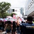 SINDPRF-CE participa do Dia Nacional de Luta em Defesa da Previdência