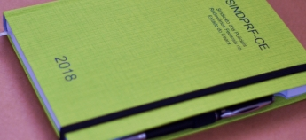 SINDPRF-CE disponibiliza agenda 2018 para sindicalizados