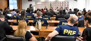 Diretores do SINDPRF-CE participam de agenda intensa durante a semana