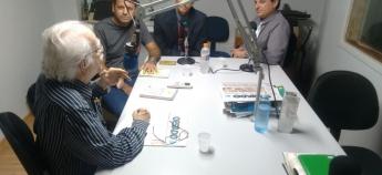 SINDPRF-CE participa de programa na Rádio Cidade para debater a PEC 287